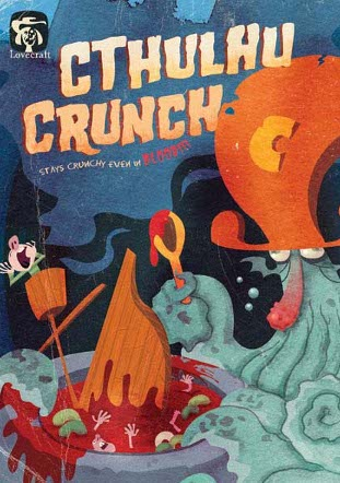 Cthulhu Crunch Cereal