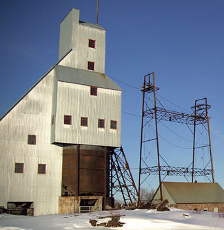 quincy mine number 2 shafthouse